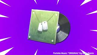 OG MUSIC PACK / MAIN MENU THEME / LOBBY MUSIC FORTNITE (Epic Games Remix) - [5 Min Version]