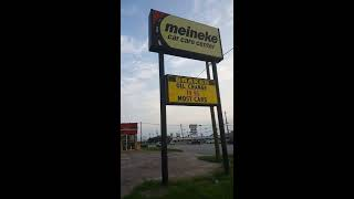 DONT GO TO MEINEKE CAR CARE CENTER ON UVALDE ROAD HOUSTON