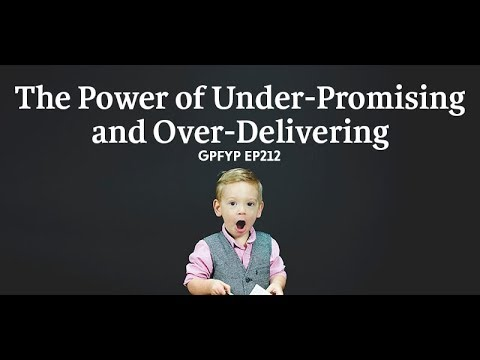 Airbnb Hosting EP 212: The Power of Under-Promising and Over-Delivering