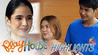 Playhouse: Natalia and Peter let Marlon and Patty look for Robin | EP 109