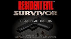 PSX Longplay [090] Resident Evil: Survivor