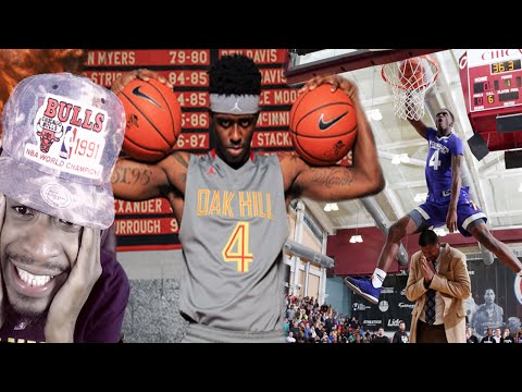 MY TWIN IS UNSTOPPABLE!! #2 RANKED SG DWAYNE BACON SENIOR MIXTAPE REACTION!