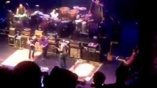 Allman brothers band: whipping post-Derek trucks solo 10-24-14