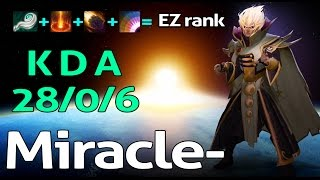 Miracle- Dota 2 : Guide - Professional Invoker - Super Saiyan Level 8300 MMR(, 2016-02-04T12:22:18.000Z)