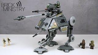 Шагоход-танк АТ-AP ● LEGO Star Wars 75234 [Огляд]