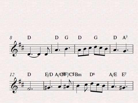 Free easy violin sheet music, Plaisir D'Amour (The Pleasure Of Love)