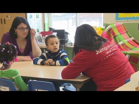 Advocating for early childhood education