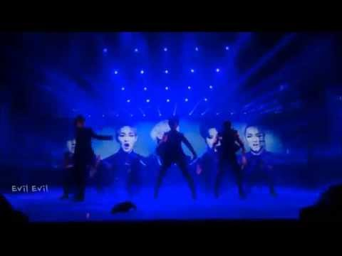 【韓中字幕】SHINee-Evil @SHINee WORLD III In Seoul