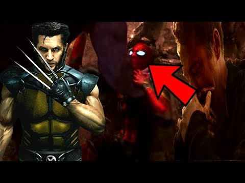Tom Hardy Cast As New Wolverine REVEALED? Who Tony Stark Holding? -  Avengers Infinity War