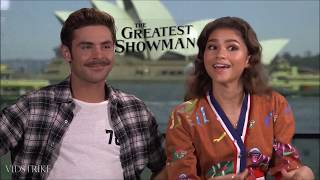 Zendaya & Zac Efron ♥ Flirting Moments