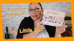 My Little Box ... L'echappée Belle ... Direction Marrakech ...