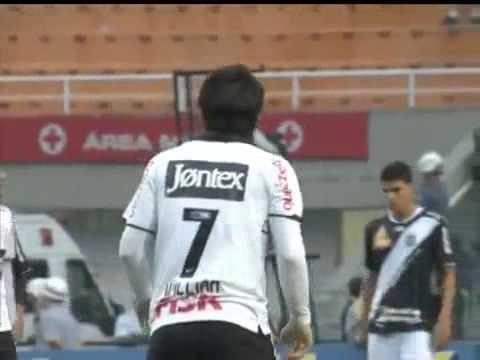 Corinthians eliminado com frango de Julio Cesar em Corinthians 2 x 3 Ponte Preta