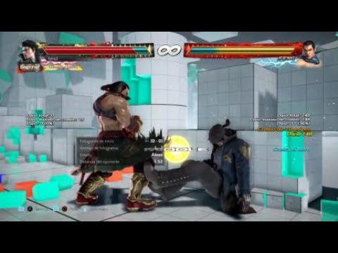 Feng Wei 148 Combo Damage With Wall And RD