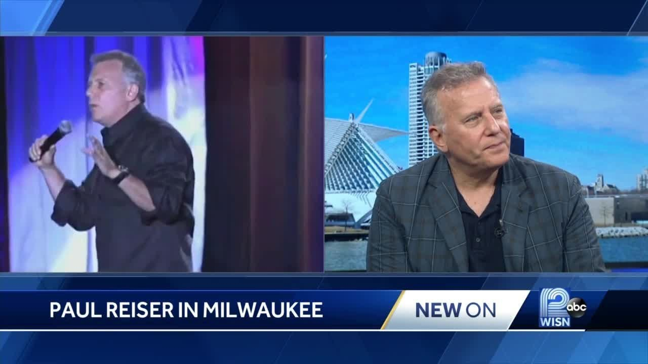 Download Paul Reiser talks about new tour, upcoming classic TV show reboot