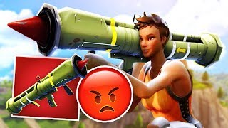 The ISSUE with USING a GUIDED LAUNCHER in Fortnite Battle Royale