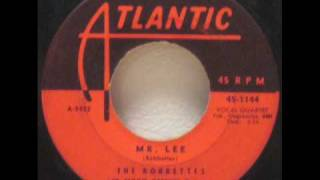The Bobbettes - Mr Lee.wmv