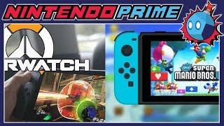 Baixar Overwatch on Switch?, New Super Mario Bros. U Deluxe, & More | Prime News