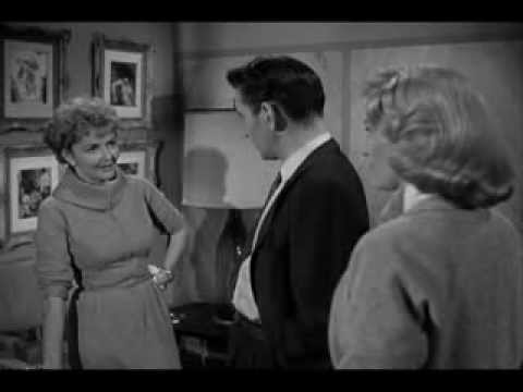 Martha Vickers and Mary LaRoche in Perry Mason