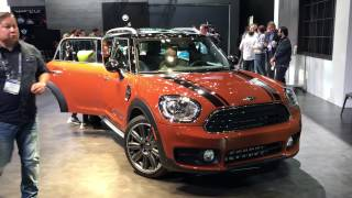 Mini Countryman  // Лос Анджелес 2016 // АвтоВести Online
