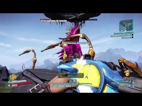 Terramorphous The Invincible Glitch