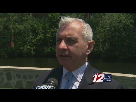 Senator Jack Reed On Latest Terror Attacks