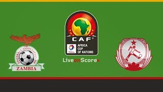 Zambia VS Guinea Bissau 2-1 Full Match Highlights AFCON Qualifiers 2018