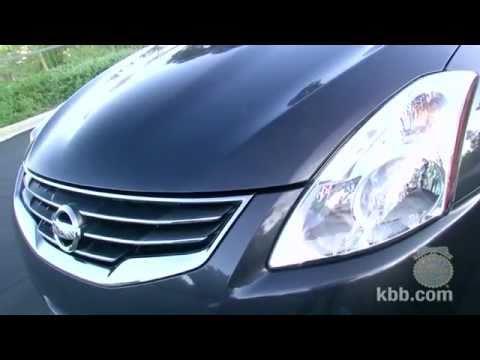 Nissan Altima 2011 Kelley Blue Book Youtube