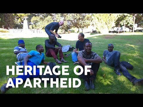 I Asked Young Namibians If They Are Racist