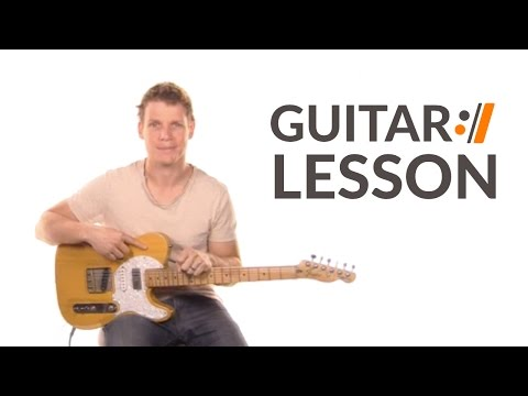 Jesus Loves Me - Chris Tomlin // Guitar Tutorial