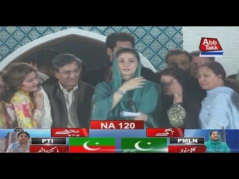 Lahore: Maryam Nawaz addresses party workers