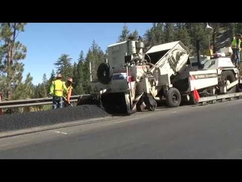 Caltrans News Flash #94 - Helping to Protect Lake Tahoe