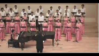 Devinez ce que va interpréter cette chorale de Corée du Sud ?