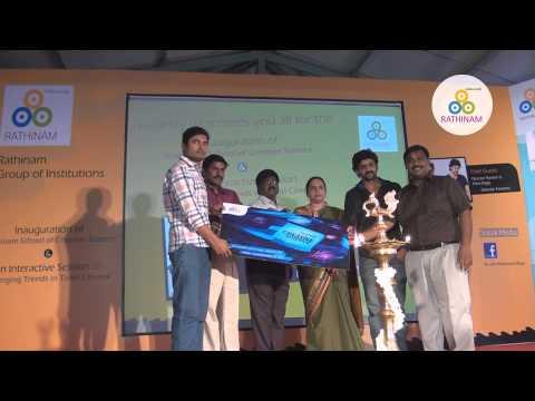Rathinam Creative Science school opening Ceremony