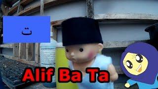 alif ba ta huruf hijaiyah alif ba ta for children learning arabic letter