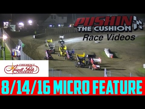 8/14/16 Angell Park Speedway Micro Feature