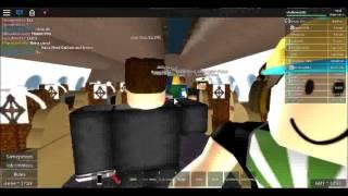 ROBLOX Kenya Airways A340 Jomo-Zurich Part 1