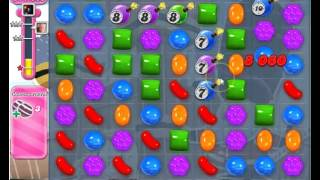 Candy Crush Saga Level 384 Basic Strategy