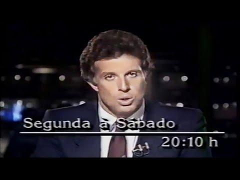Intervalo Comercial Rede Manchete - 18/02/1985 (2/5)