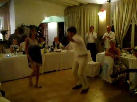 Wedding In Santorini Island Greece Wedding Reception Greek