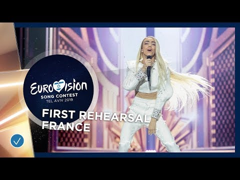 France 🇫🇷 - Bilal Hassani - Roi - First Rehearsal - Eurovision 2019