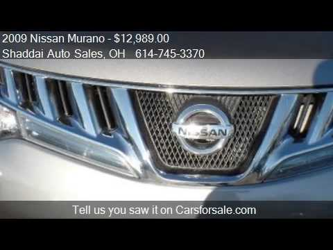 2009 Nissan Murano SL AWD 4dr SUV for sale in Whitehall, OH