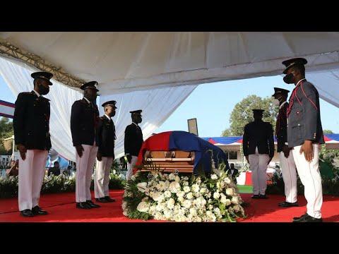 Lors de funérailles
