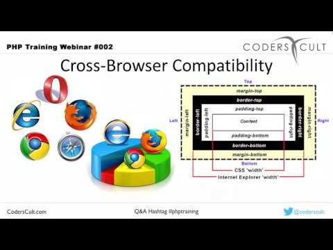 Basic Web Design Concepts & Your 1st HTML Web Page - CodersCult Webinar 002