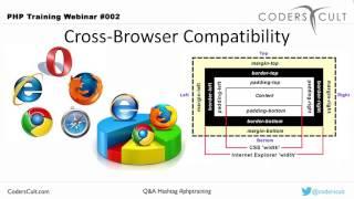 Basic Web Design Concepts & Your 1st HTML Web Page - CodersCult Webinar 002 Mp3