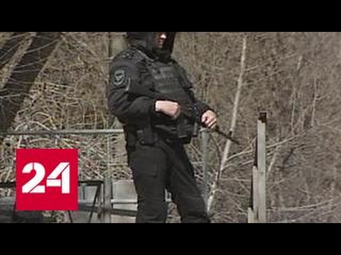 Район нападения на пост Росгвардии в Астрахани полностью оцеплен