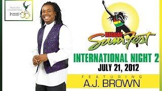 AJ Brown - Reggae Bounce