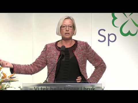 Marit Arnstads tale under landsmøtet 2013