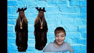 #реакция #на Егор Крид feat. Филипп Киркоров - Цвет настроения черный (ГИМНАСТИЧЕСКАЯ ПАРОДИЯ