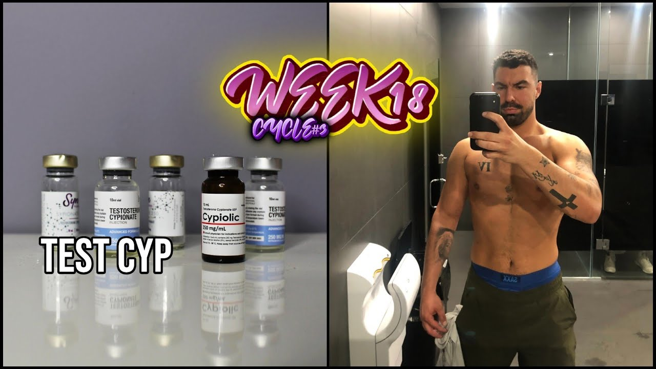 WEEK 18 TEST + ANAVAR CYCLE (TESTOSTERONE UPDATE/REVIEW + SIDE EFFECTS/BENEFITS)