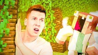 Идём На ПОИСКИ ТЕЛЕПОРТА! Из Реальной Жизни в МАЙНКРАФТ | Приколы Minecraft